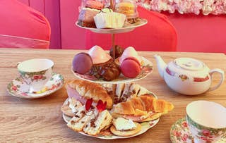 French Afternoon Tea for 2