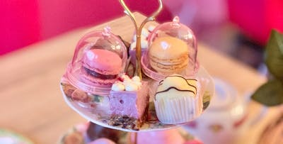 Choice of Takeaway Afternoon Tea for 2, from £30