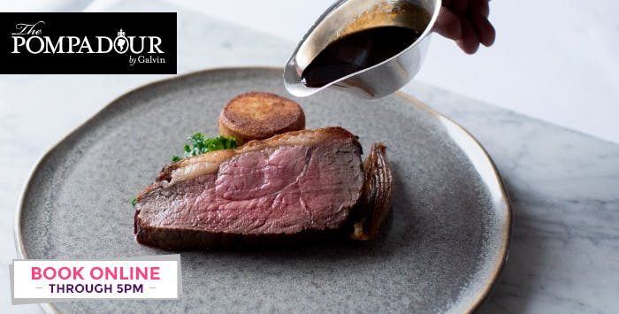 £45 for a 3 Course Sunday Lunch + Cocktail for 2