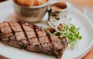 10oz Steak + Sides for 2