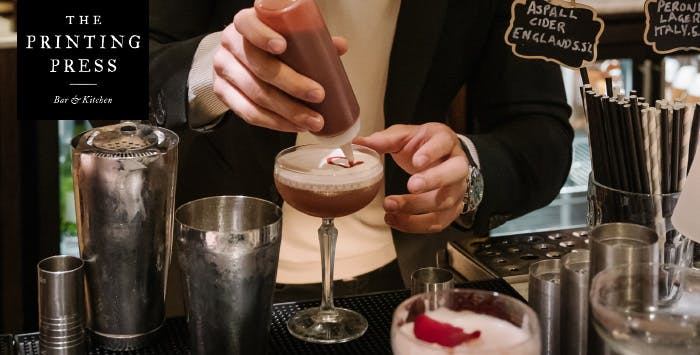 £37 for a Cocktail Masterclass with Dessert to Finish for 2