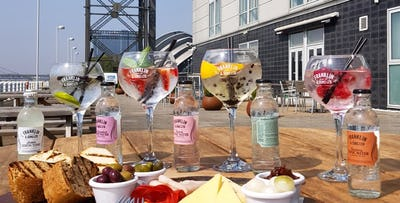 2 or 3 G&Ts Each with Sharing Board for 2, from £24