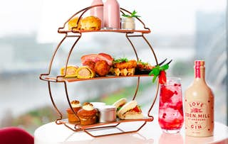 Afternoon Tea + G&T for 2
