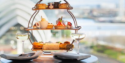 £30 for Afternoon Tea with Prosecco for 2