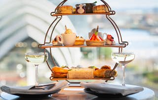 Afternoon Tea + Prosecco
