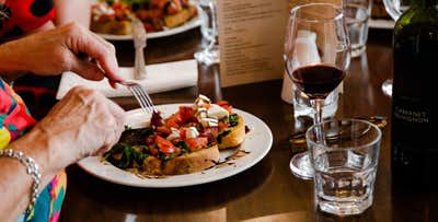 Pizza or Pasta & Prosecco for 2; from £14