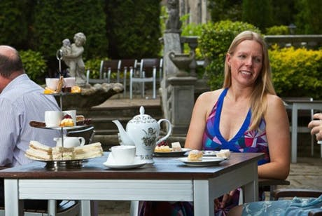 £21 for Afternoon Tea for 2