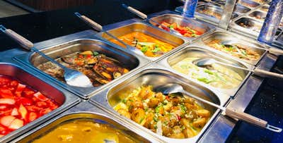 Asian Buffet Meal with Drink for 1, from £9