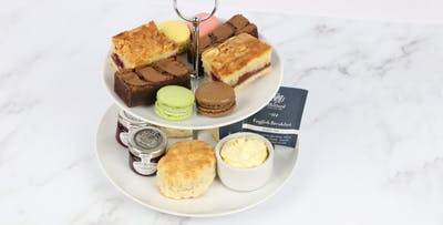 Choice of Cream Tea or Afternoon Tea at Home for 2, from £25