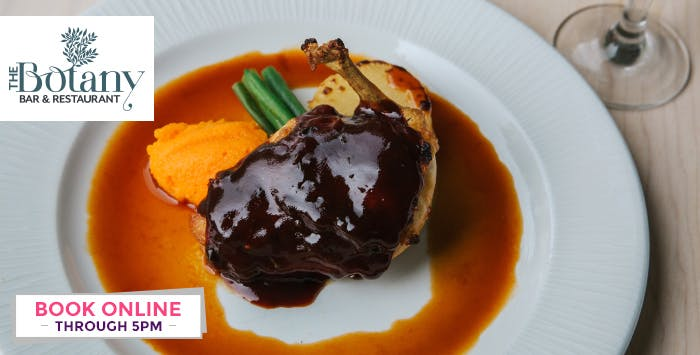 2 Course Meal for 2 or 4 People; from £20