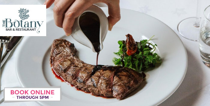 £24 for a Steak, Side & Prosecco or Wine for 2