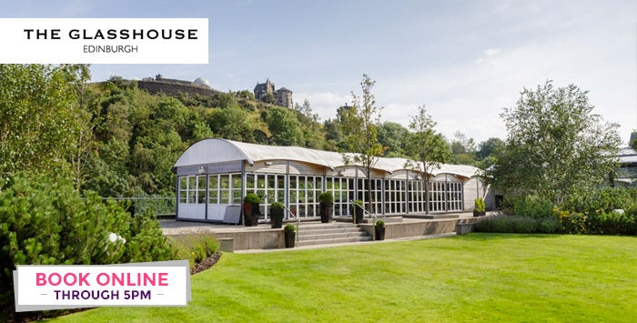 Private afternoon tea experience with prosecco for 6 14 people at the glasshouse hotel edinburgh price per person