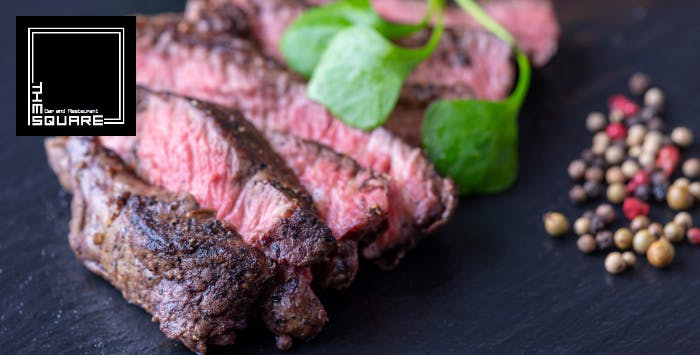 Fillet Steak with Sides + Wine for 2; from £29