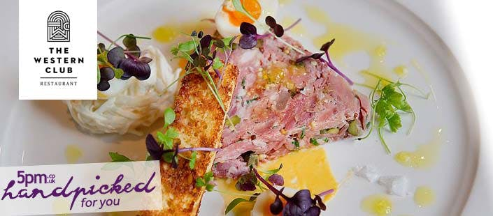 £49 for a 4 Course Fine Dining Lunch or Dinner + Glass of Fizz for 2