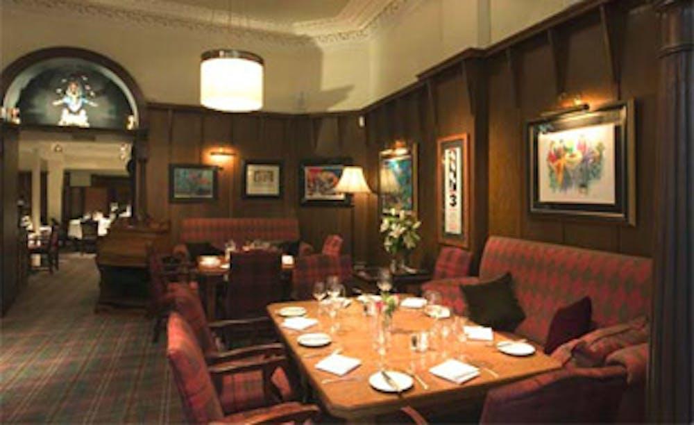 Buttery Restaurant Glasgow