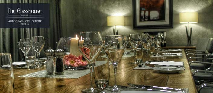 £35 per person for a Private Dining Experience for 6-14 People