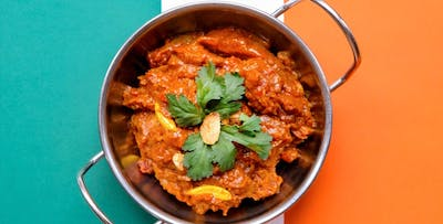 Indian Street Food Meal for 2 or 4; from £20