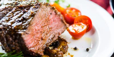 £39 for Chateaubriand + Fizz for 2
