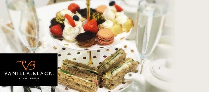 £28 for Prosecco + Afternoon Tea for 2