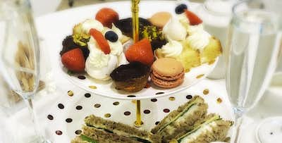 Afternoon Tea with Optional Prosecco for 2; from £19.90