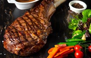 Steak & Wine for 2