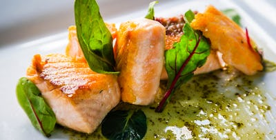 £25 for 2 Courses + Cocktail Each for 2