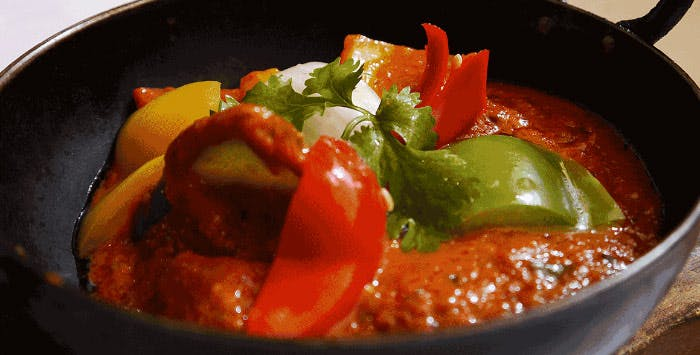 2 course meal for 2 for Ashoka indian cuisine menu