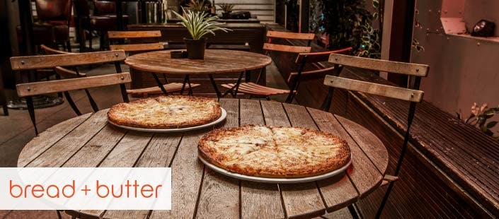 £9 for Any Pizza To Share + Cocktail Each for 2