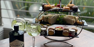 Afternoon Tea for 2 with Optional Prosecco, Gin or Champagne, from £15