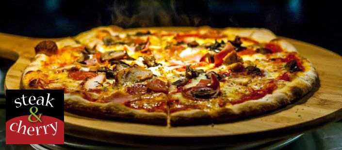 £9.95 for a Pizza, Pasta or Burger Each for 2