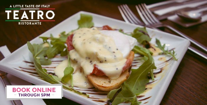 £9 for 3 Course Meal + Prosecco