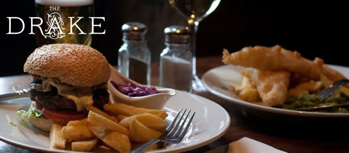 £13 for 2 Main Courses from A La Carte Menu