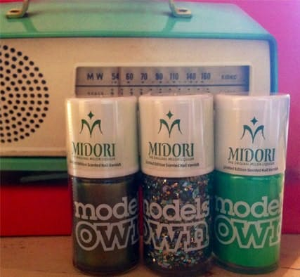 MIdori Models own collection
