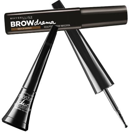 Maybelline liner and brow