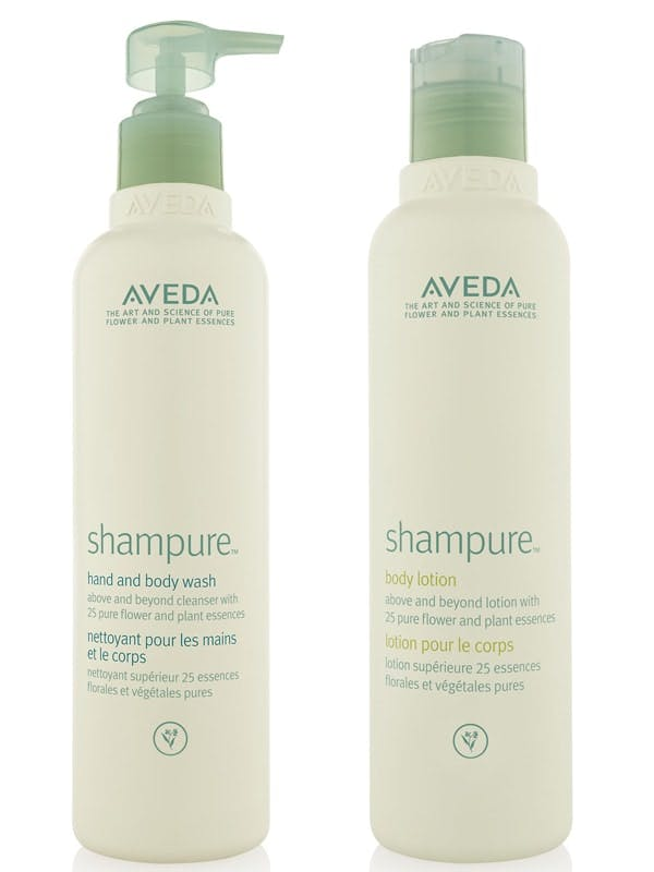 Shampure Aveda BOdy care