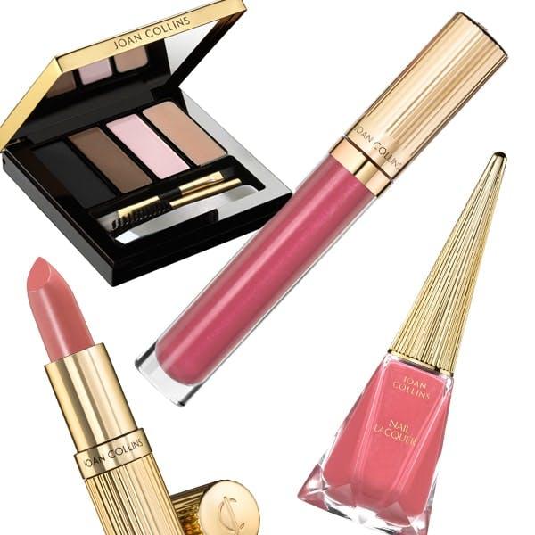 Joan Collins summer makeup