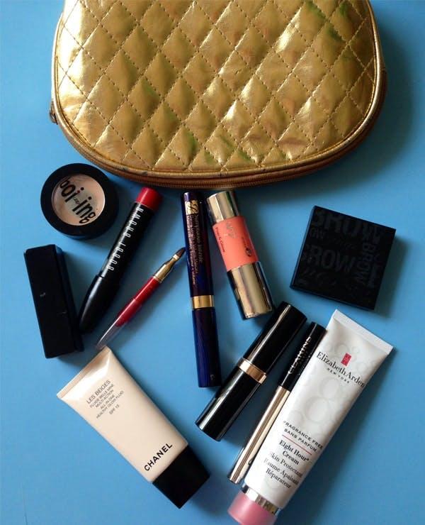 Merles makeup bag