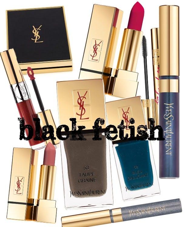 ysl black festish fall 2014 products