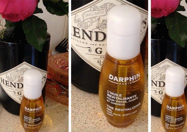Darphin revitalising oil