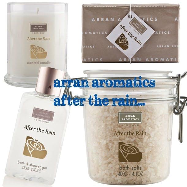 arran aromatics scottish beauty
