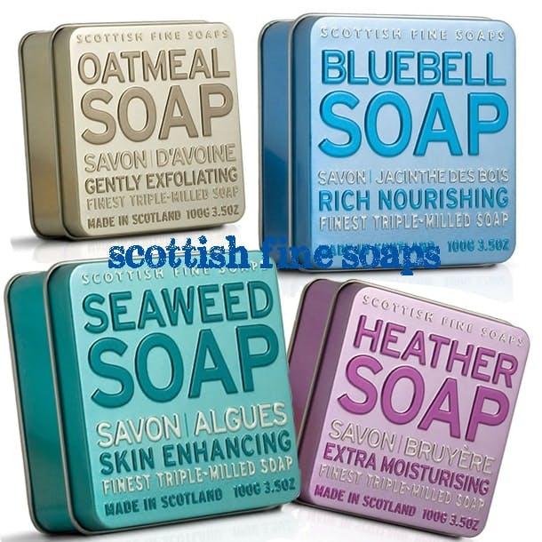 scottish fine soaps scottish beauty
