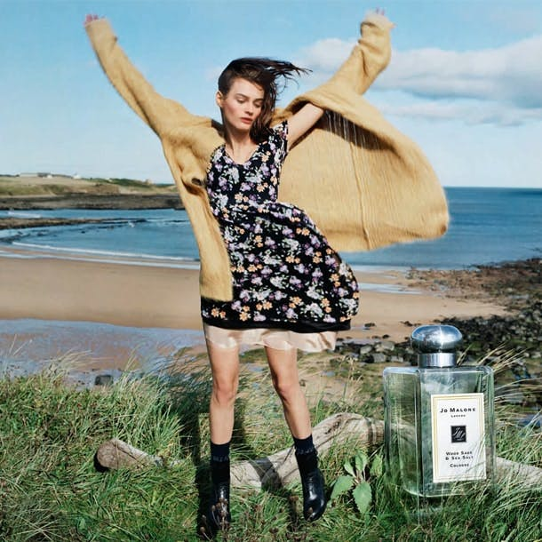Girl in St Andrews gets very excited about Jo Malone store opening....* *okay, not really