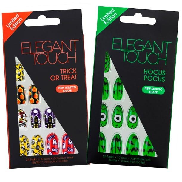 elegant touch nails halloween