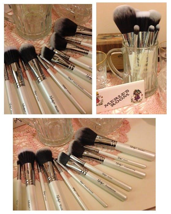 nanshy brushes merle