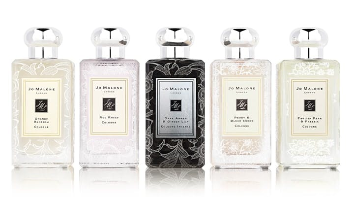Jo Malone Lace Collection