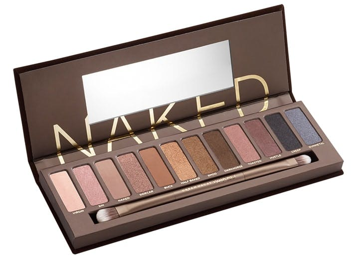 Urban Decay naked eye palette