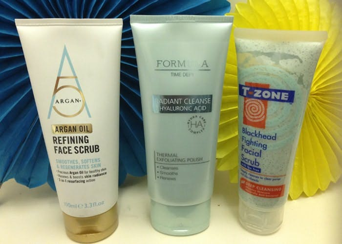 Argan+, M&S and T-Zone Scrubs