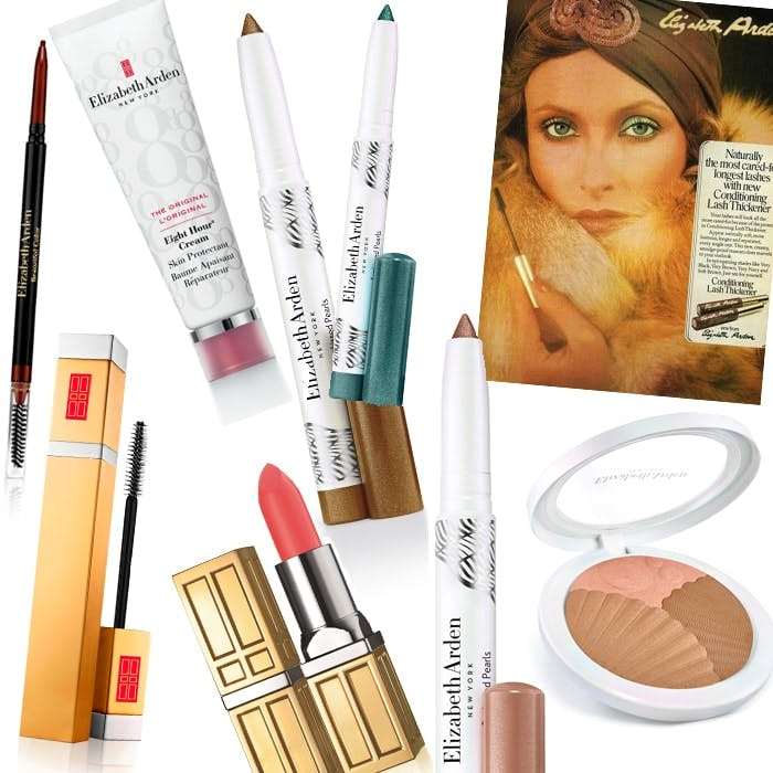 Elizabeth Arden does the 1970s trend