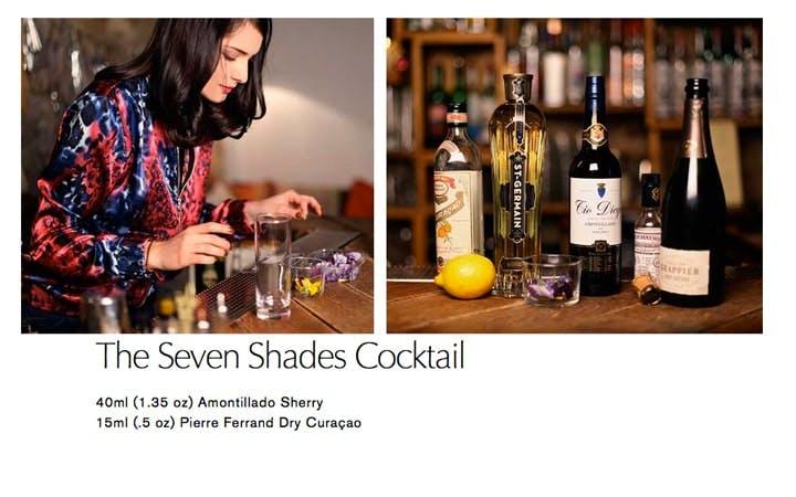 Estee Lauder Youth Dew Cocktail