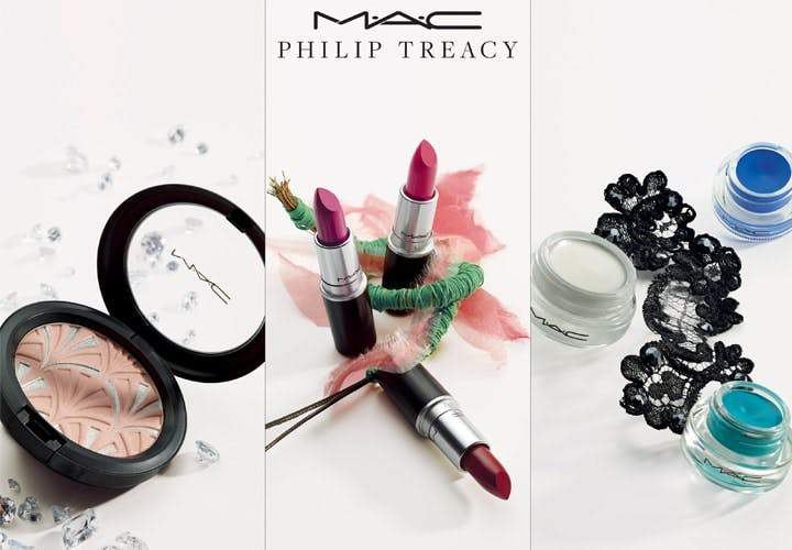 MAC Philip Treacy Collection